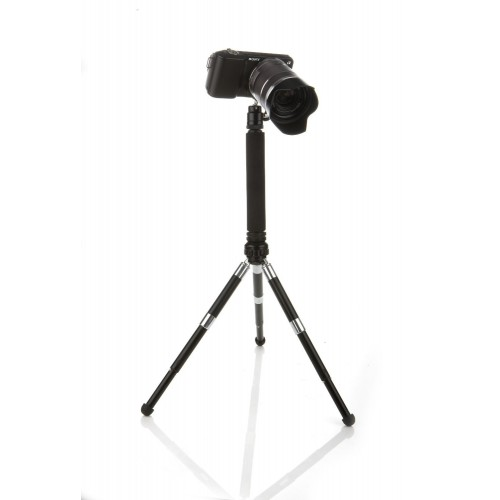Veho VCC-A019-MP DuoPod Compact Multifunction Tripod and Monopod