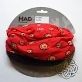 Circles Red kaklaskarė