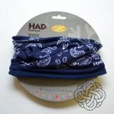 India Paisley blue kaklaskarė