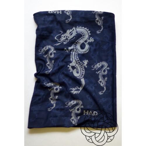 Chinese Dragon Blue kaklaskarė