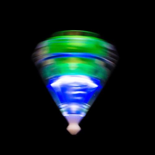 SPINTOP ELEC-TRICK LED