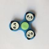 """Tamsoje šviečiantis Fidget spinner """"Panda"""""""