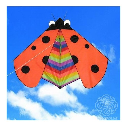 "Kite ""Lady-bug"""