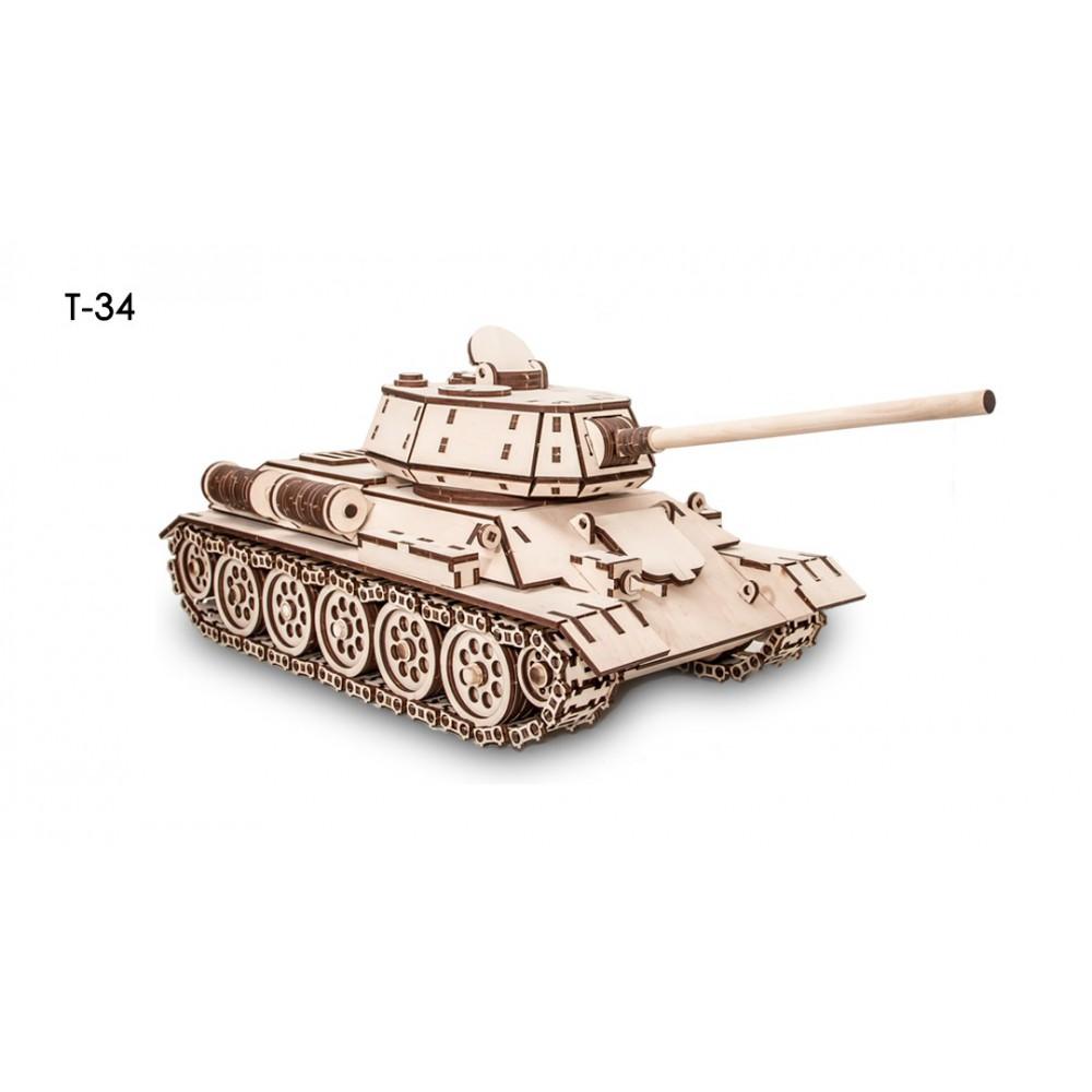 EWA T34 TANKAS