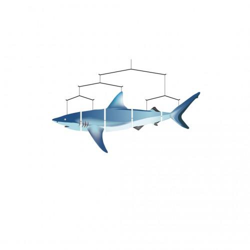 Ocean mobiles Shark (ryklys)