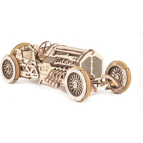 Medinis konstruktorius UGEARS U-9 Grand Prix Car Model